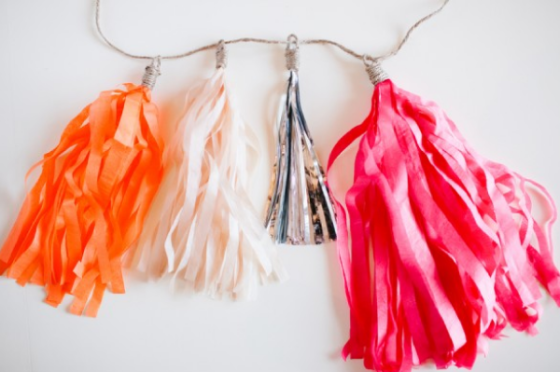Fringe Tassel DIY Decoration