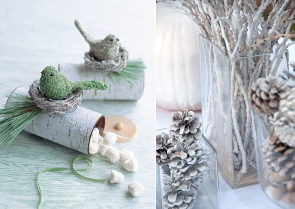 A Winter Inspired Wedding Sequin and Tulle